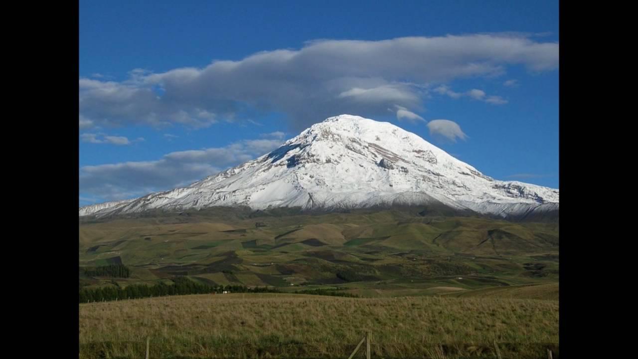 algunos lugares tur sticos de la sierra ecuatoriana youtube