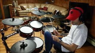 Lamb Of God - Intro (Surah Al-Rahman)/Laid To Rest - Killadelphia (Drum Cover)