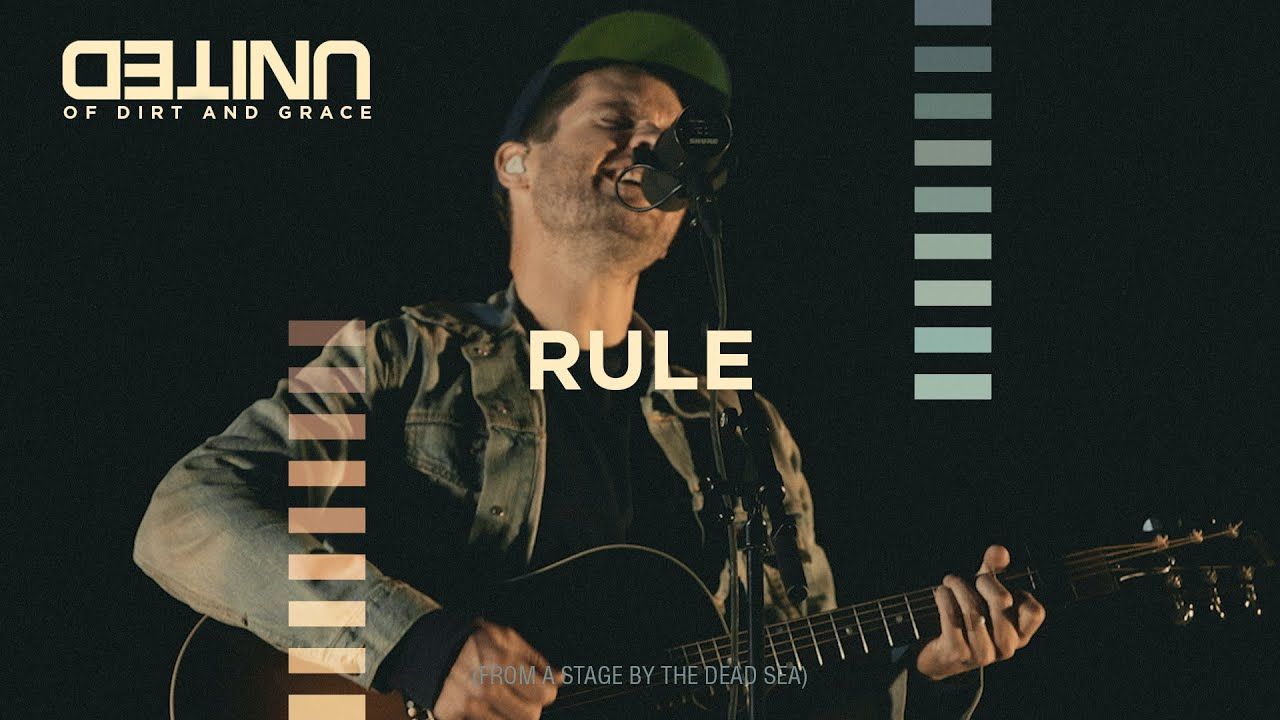 Rule LIVE - Hillsong UNITED - of Dirt and Grace
