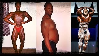 Shawn Rhoden Transformation From 19 to 43 years