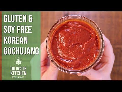 Gluten-Free Soy-Free Gochujang (Korean Hot Pepper Paste) Recipe