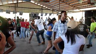 Zydeco dancing after Ville Platte trail ride - August 2011 thumbnail