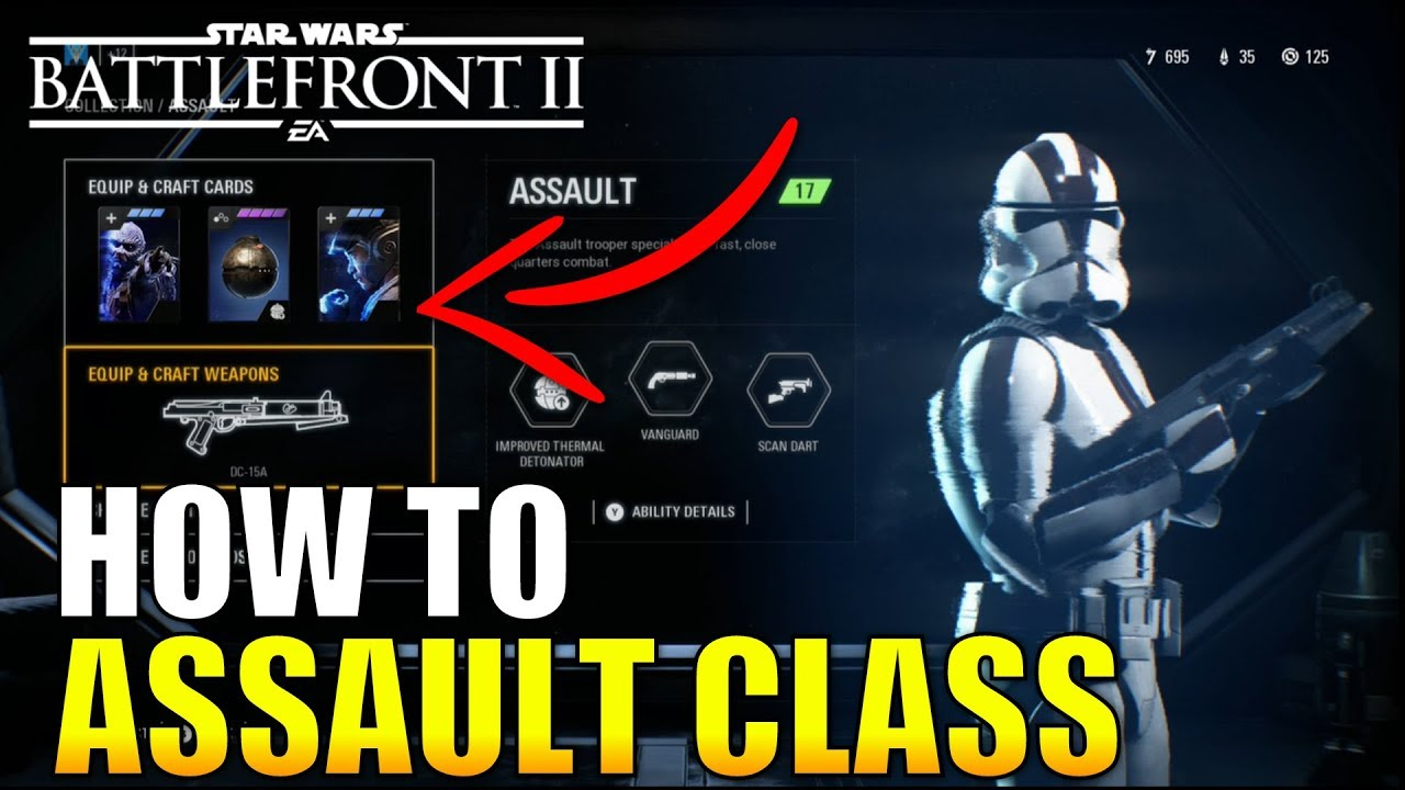 HOW TO NOT SUCK AS THE ASSAULT CLASS