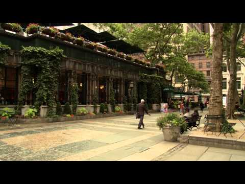 Laurie Olin Projects: Bryant Park