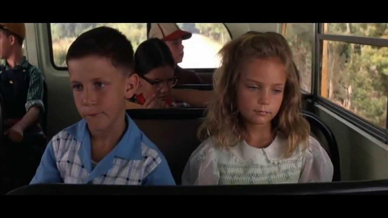 trágicas parejas de películas Forrest y Jenny en Forrest Gump