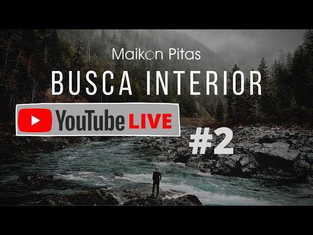 LIVE PARE COM O DRAMA | Maikon Pitas