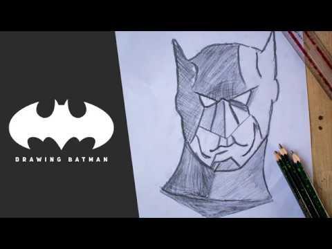 9c57f420706d3 How to draw Lord Hanuman - Stencil art - Art Maker Akshay. Drawing 'The  Batman' by Akshay PJ