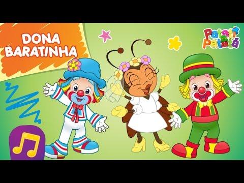 Patati Patatá - Dona Baratinha (DVD O...