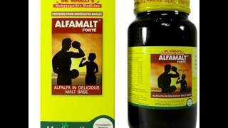 Medisynth Alfamalt Forte