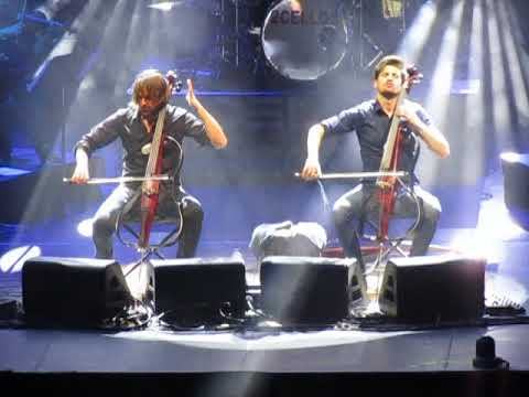 Montreal - 2Cellos - Game of Thrones Medley