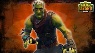 BRAINIAC ATTACKS LITTLE KELLY?!? - *NEW SKIN* Fortnite Short Films