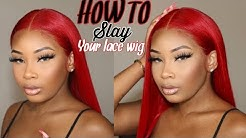 EASY Invisble Lace Wig Install - Tips & tricks for beginners | AALIYAHJAY