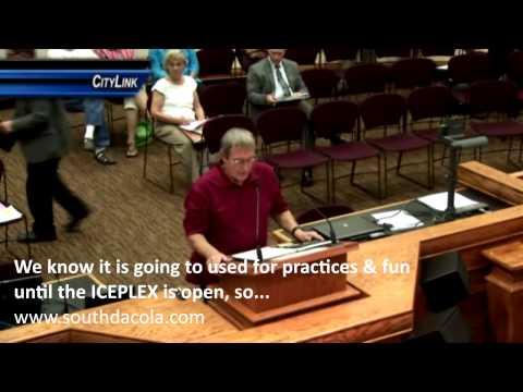2014-08-19 - Sioux Falls City Council Public Input