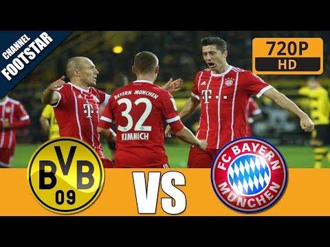 Dortmund vs Bayern 1-3 - Extended Highlights & Resumens Goals(Bundesliga) 04/11/2017 HD