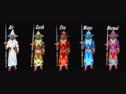 runescape how to use armor set