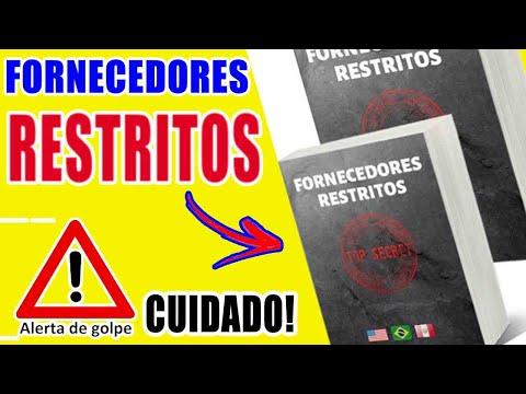 lista fornecedores restritos gratis