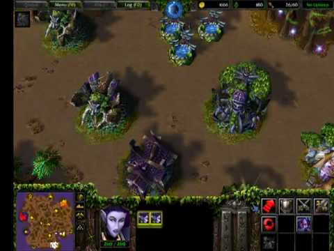 how to play warcraft iii