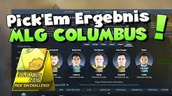CS:GO - MLG Columbus Pick'Em Ergebnis!