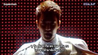 SUPERMAN SUPER JUNIOR Thaisub