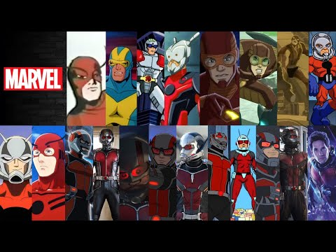 Ant-Man: Evolution (TV Shows And Movies) - 2019