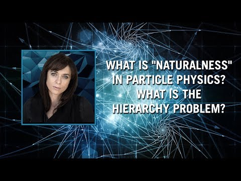 """What is """"naturalness"""" in particle physics? What is the hierarchy problem?"""