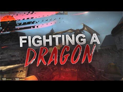 SHROUD FIGHTING A DRAGON IN CSGO (PART 1)