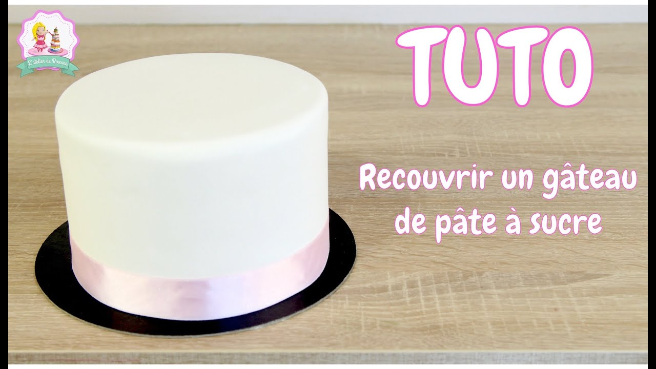 Faire un gateau cake design