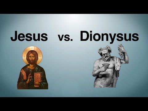 Jesus vs. Dionysus