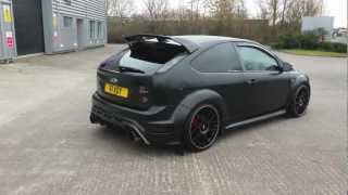Ford Focus RS RS500 Optimus In Pursuit Of Perfection.mov