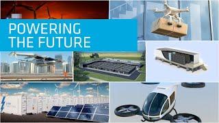 Solvay powers the future