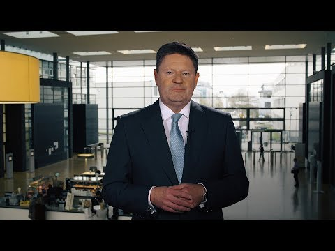 CFO Stephan Engels on the figures of the financial year 2017