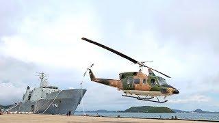 กองทัพเรือ เตรียมการขั้นสูงสุด พร้อมนำเรือหลวงอ่างทอง ล่องสู่ทะเลช่วยผู้ประสบภัยสึนามิ อินโดนีเซีย