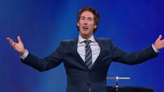 Joel Osteen Tells The Story About the Lady Complaining to God - Love Life 2017