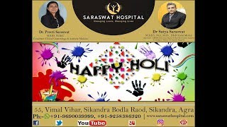 Tips for Hair Care on Holi (festival of colours)