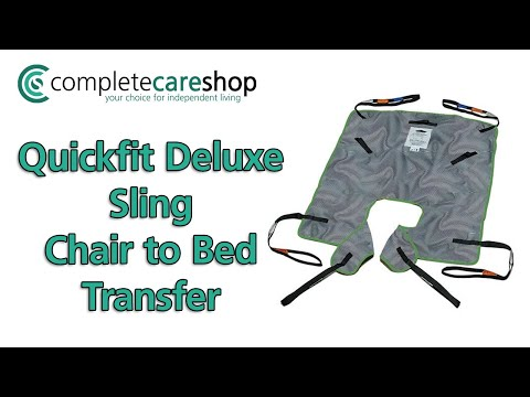 Oxford Quickfit Deluxe Sling, Chair to Bed transfer