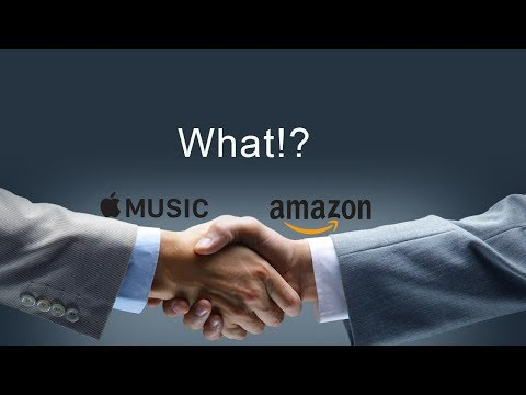 AMAZING NEWS FROM APPLE AND AMAZON Mp3