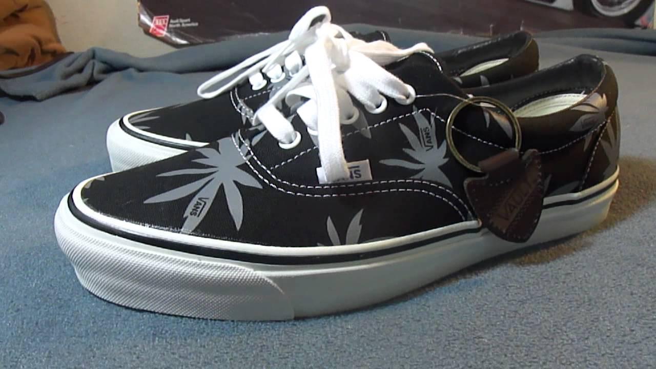 a5ba28605c Shoe Review  Vans Vault OG  Palm Leaf  Era - YouTube