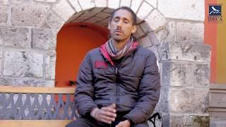 Entrevista al cineasta Diego Sarmiento