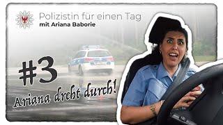 Polizistin für einen Tag - 3 Ariana dreht durch! // POLIZEIKARRIERE