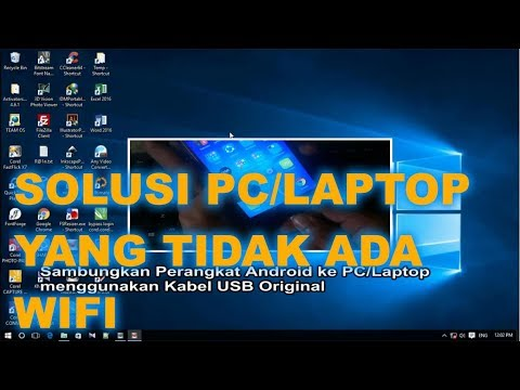 How to make android device as modem via USB