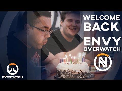 Welcome Back EnVy Overwatch!