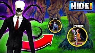*NEW* SLENDERMAN GAMEMODE in FORTNITE! (Playground Mode v2)