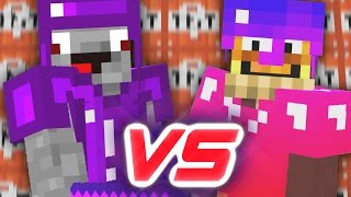 PALUTEN VS ALPHASTEIN? Minecraft LUCKY BLOCK RACE BATTLE! Mega GAMEPLAY! Minecraft Lucky Blocks Mod