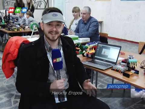 ТРК ИТВ: Крымская робототехника вышла на общероссийский уровень