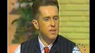 Holly Johnson interviewed by Anne Diamond 1988