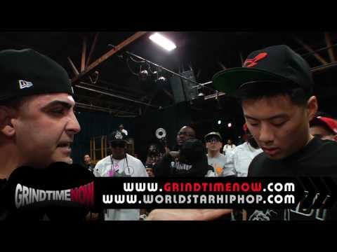 Grind Time Now presents: Dizaster vs A-Class