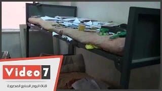 بالفيديو..جحيم المدينة الجامعية لجامعة القاهرة .. معسكر لاجئين .. والتحرش فى ازدياد