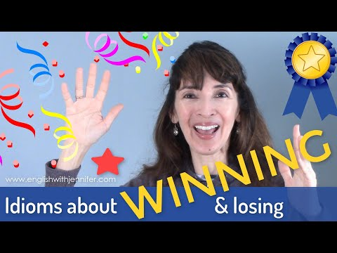 Idioms about Winning & Losing - 2020 U.S. Presidential Election