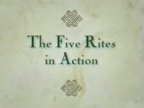 The Five Tibetans Youtube