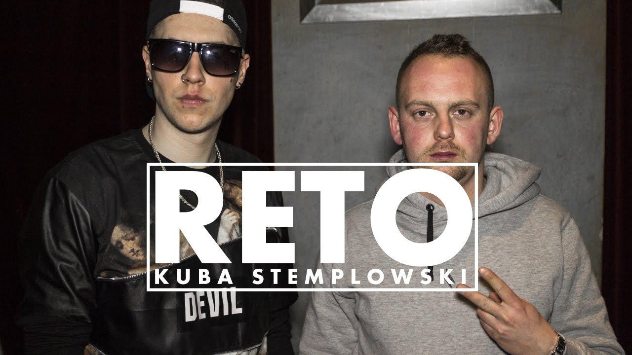 WYWIAD | KUBA STEMPLOWSKI x RETO